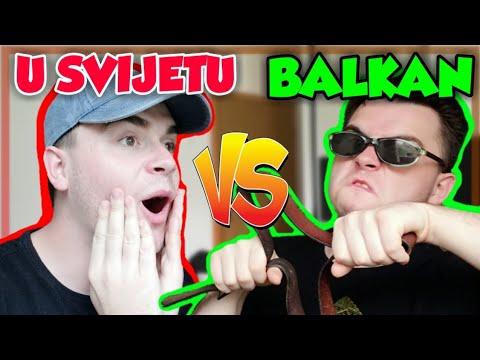 U SVIJETU vs BALKAN!!! 2 😂 from YouTube · Duration:  3 minutes 49 seconds