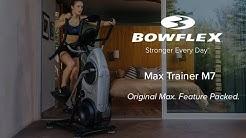 Bowflex Max Trainer M7 Vs M8
