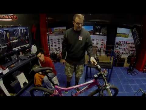 GoPro Canarias - Specialized Command Post Blacklite 2013 Assembly