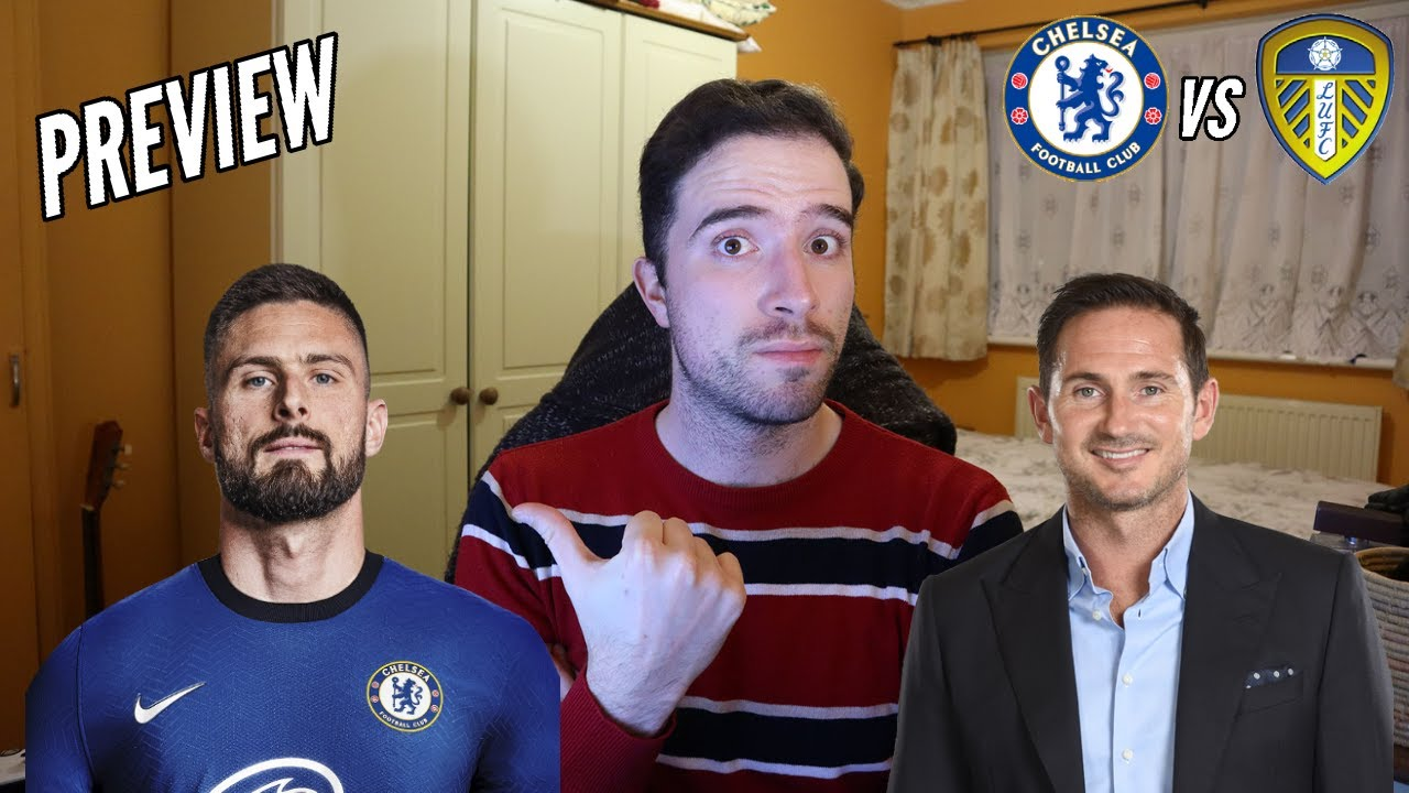 Giroud...To Start Or Not To Start? Lampard HUGE Selection Headache! | Chelsea vs Leeds Preview