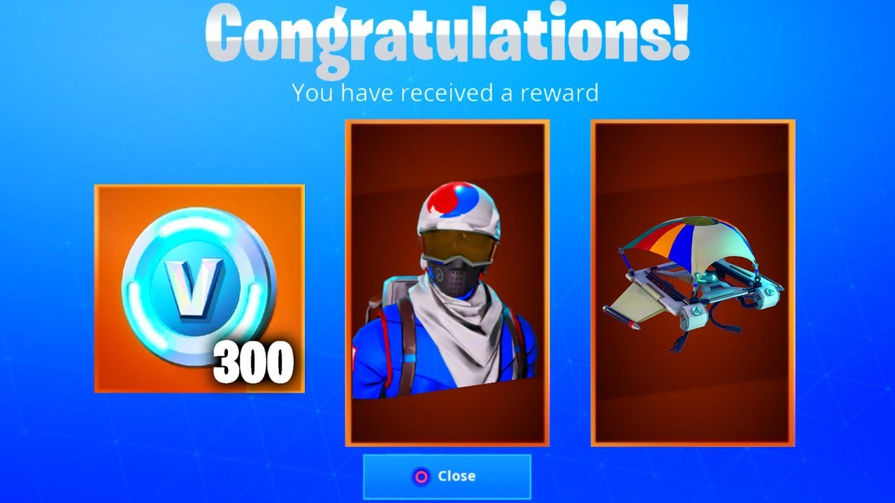 you can now get free skins in fortnite - fortnite get free skins