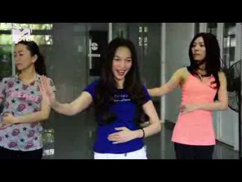 Hiền Thục & vũ đoàn ABC - Yêu Dấu Theo Gió Bay (rehearsal Dấu Ấn) HD 720p
