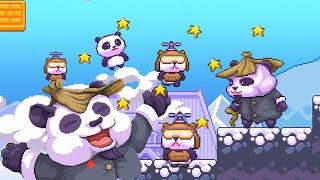 Panda Power | Панда аркада | Детские аркады | Детские игры | Мультик игра