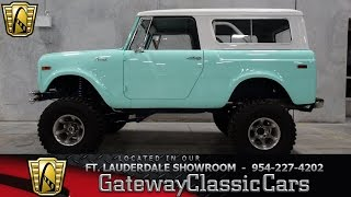 1971 International Scout- Gateway Classic Cars of Fort Lauderdale #66