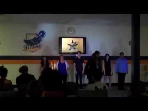 CSUF Freshman Theatre Majors -- Who Lives, Who Dies, Who Tells Your Story (Hamilton)