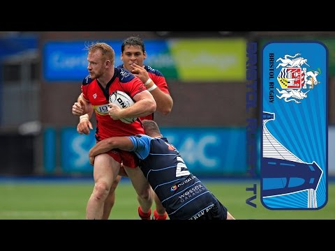 Pre-Season: Cardiff Blues vs Bristol Rugby