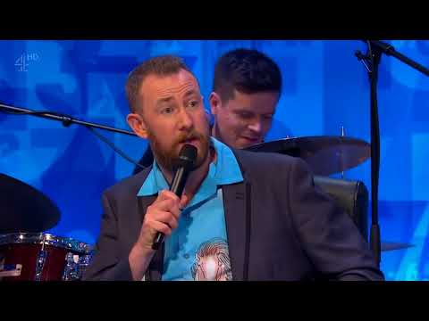 Alex Horne and the Horne section  - Songs with clauses in them