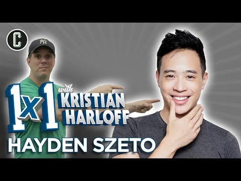 Hayden Szeto Actor of Truth of Dare & Edge of Seventeen - 1x1 with Kristian Harloff