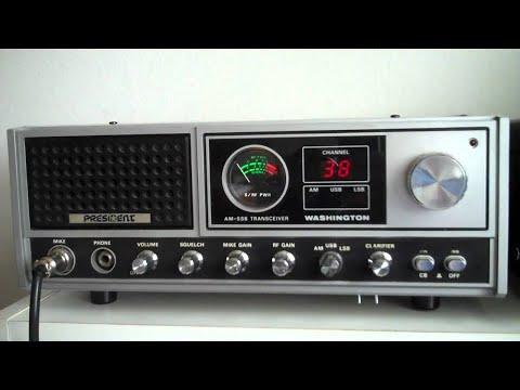 Got a small CB radio find 5 radios in total