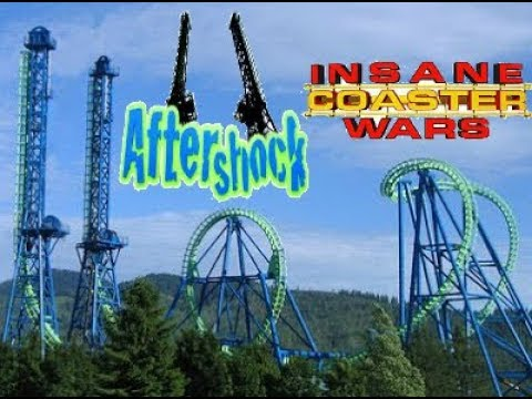 Aftershock At Silverwood Theme Park