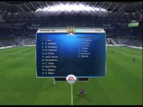 FIFA 14 (UEFA Champions League Spiel.14 Manchester City vs FK Austria)