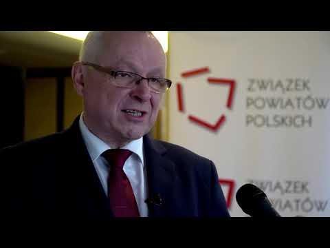Nowy Prezes ZPP Andrzej Płonka podczas XXIV Zgromadzenia Ogólnego ZPP