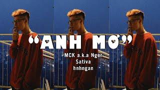 Anh Mơ - $ativa x Ngơ   Lyrics Video   Unknown Rap Artist