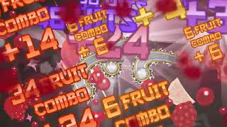 Most Satisfiying Glitch Ever (Fruit Ninja)