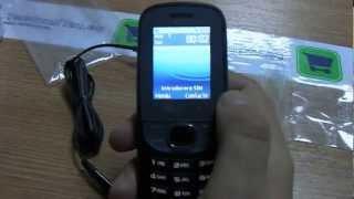 Samsung Metro E2202 review HD ( in Romana ) - www.TelefonulTau.eu