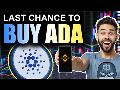 Cardano - LAST Chance Before MOON (How to Buy ADA in 2021)