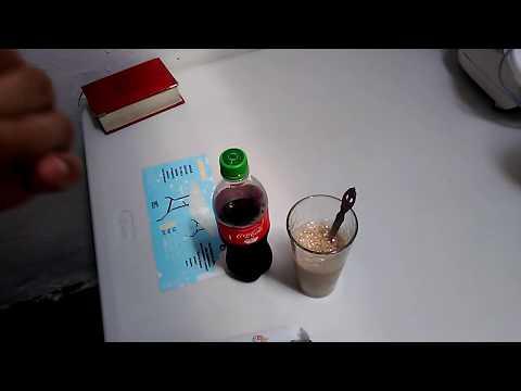 beber coca cola para gastroenteritis