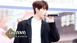 [VAV] Lou Profile and Facts (KPOP)