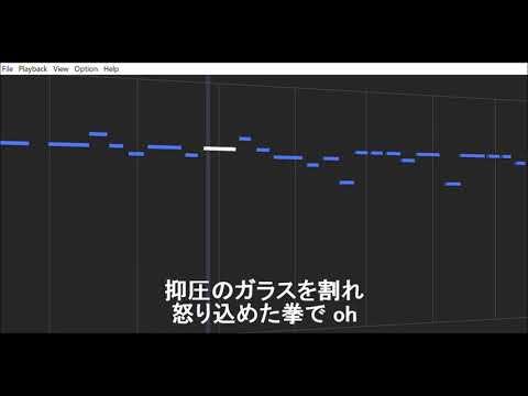 ガラスを割れ! / 欅坂46 カラオケ【ガイドメロあり・歌詞付き】