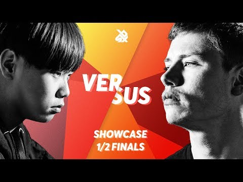 HISS vs D-LOW  |  Grand Beatbox SHOWCASE Battle 2018  |  SEMI FINAL