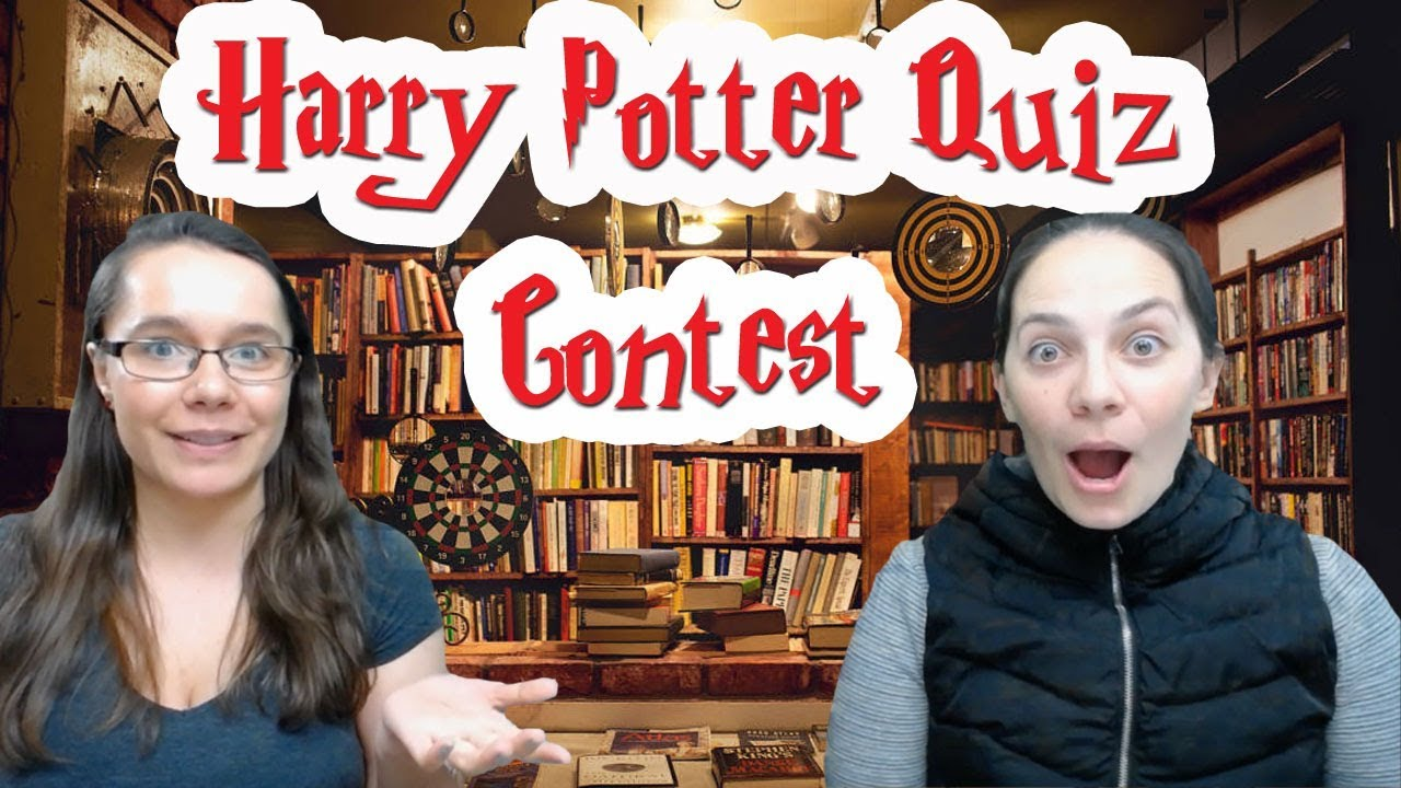 The Pottermasters - Create Your Own Quiz Contest