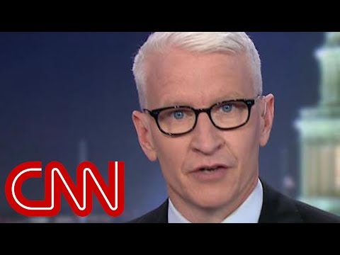Anderson Cooper: White House wishes this story would go away