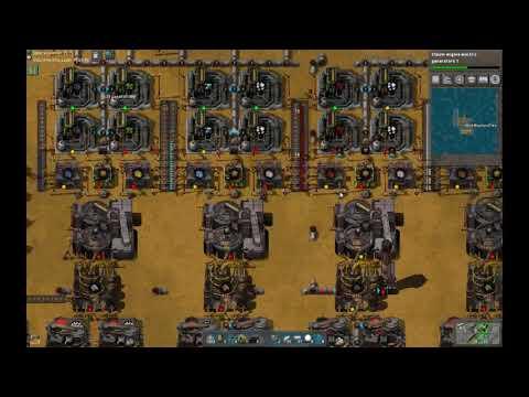 Factorio Sea Block - EP 05 - Bricks & Dedicated Power Loop