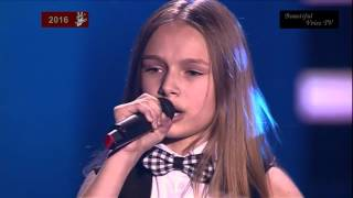 Video Eva.'Je T'aime'(Lara Fabian).The Voice Kids Russia 2016. download MP3, 3GP, MP4, WEBM, AVI, FLV Agustus 2017
