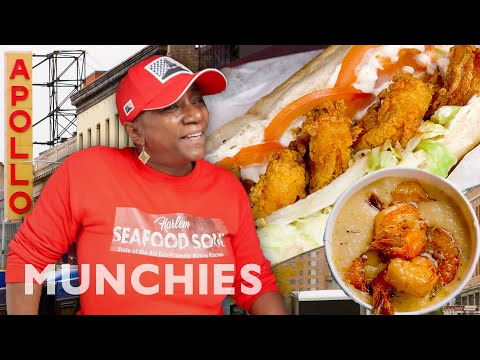The Soul Food Queen of Harlem – Street Food Icons
