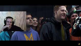 РЕАКЦИЯ НА РЭПЙОУ Баттл #2 DK vs Соня Мармеладова