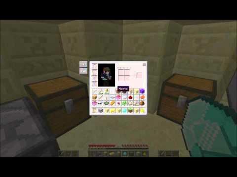 La qu te d 39 ewilian ep2 massacre a la tron onneuse youtube - Comment fair une table d enchantement dans minecraft ...