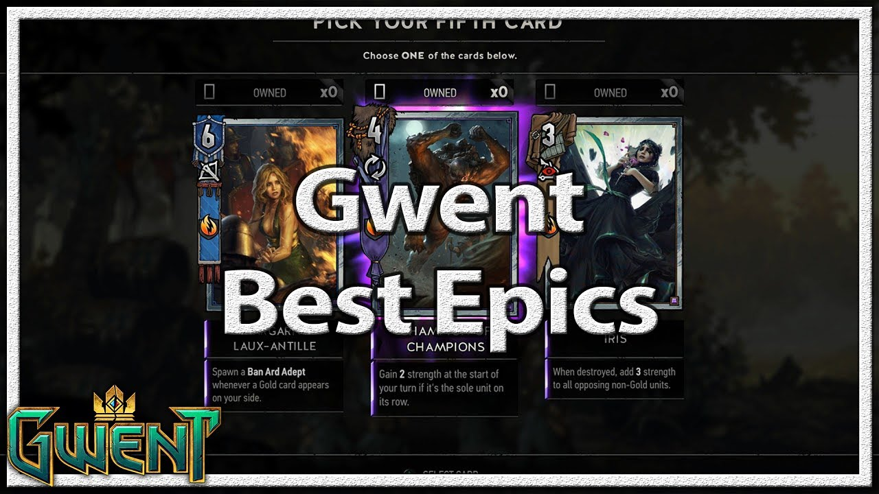Crafting Guide Gwent