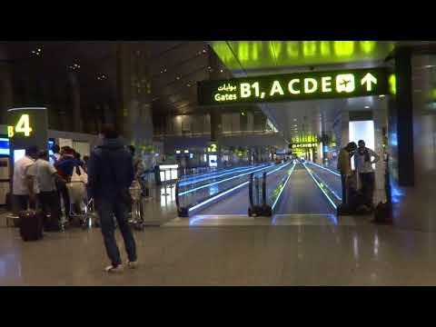 Аэропорт Доха летим в Коломбо