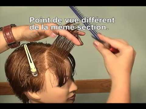 Apprendre la coiffure gratuitement femme