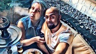 Набережная Алушты гудит и мы вместе с ней! 5 лет со дня свадьбы!#Крымские каникулы#