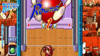 Puzzle De Bowling (MOSS 1999)  Attract Mode 60fps