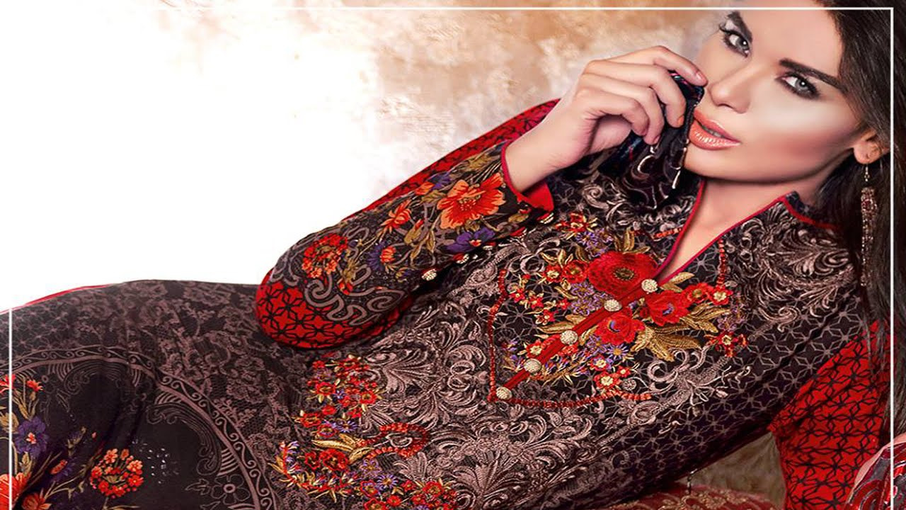 Gul ahmed winter dresses collection 2015 fashionip - Gul Ahmed Winter Dresses Collection 2015 Fashionip 29