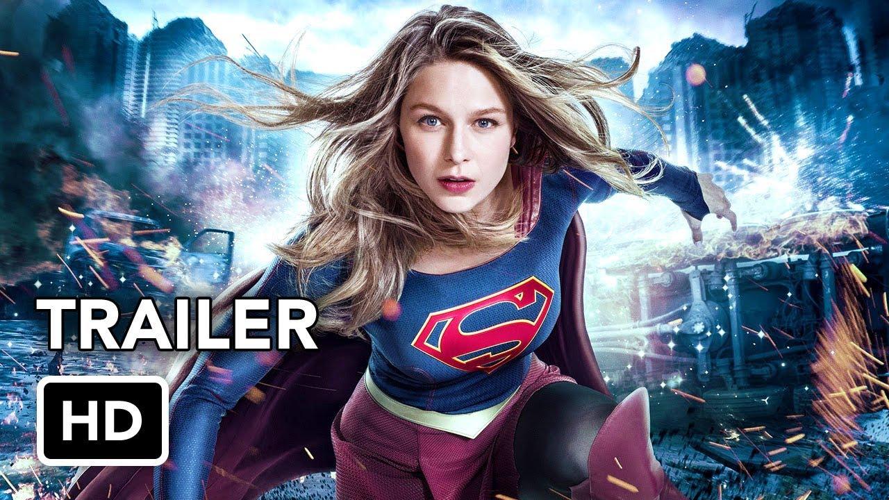 Download SUPERGIRL Season 4 Comic-Con Trailer (HD)
