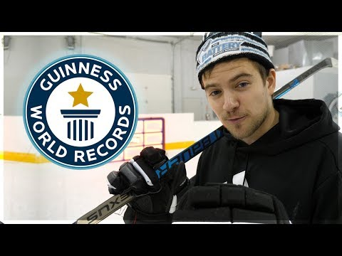 WORLD RECORD HOCKEY CHALLENGES