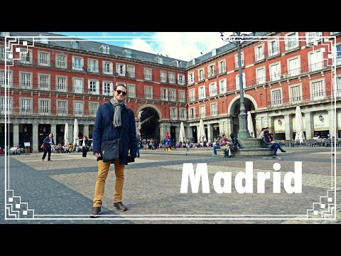 ¿Qué ver y hacer 1 día en MADRID capital City / Travel Guide Attractions | España / Spain