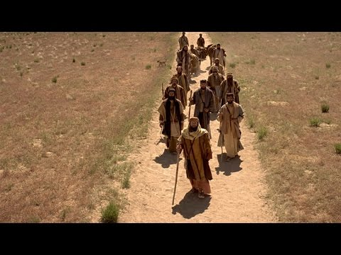 The Road to Damascus - Saul Takes his Journey