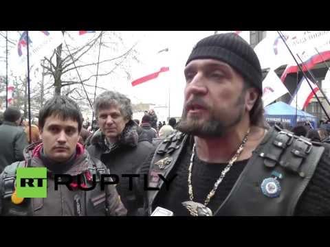 Ukraine: Russian Night