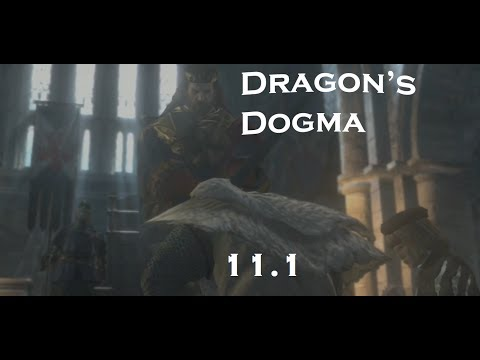 Dragon's Dogma Pt 11.1: The Witchwood Trio (Witch Hunt, Mettle Against Metal, Dragon's Tongue)