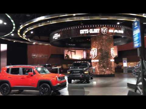 Martin Automotive Group - North American International Auto Show 2017