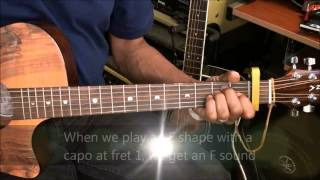 Guitar Strumming Pattern Lesson #233 Harry Chapin Style Easy Pattern Ericblackmonmusichd