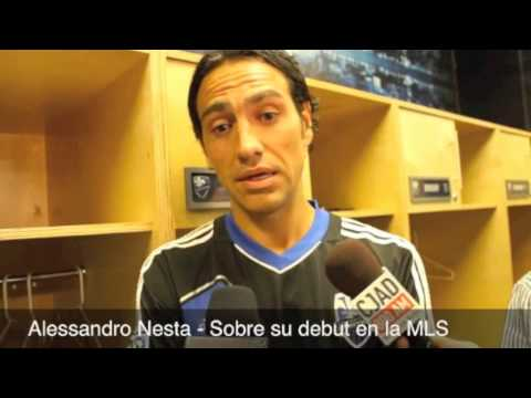 Nesta interview    New York Red Bulls