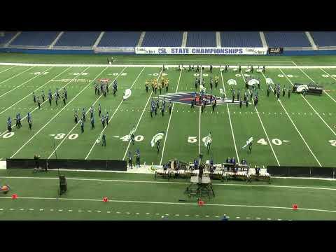 North Lamar HS Marching Band SMBC 2018 - Finals