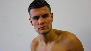 Unbeaten featherweight Alex Rutter links up with Pat Barrett