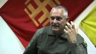 Цель войны на востоке Украины.Сергей Разумовский