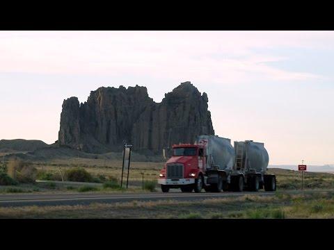 Four Corners #5: West Gallup, New Mexico via Shiprock to Farmington 2016-06-03